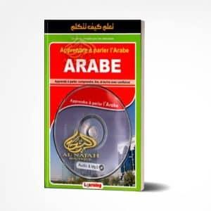 Apprendre à parler l'Arabe + CD Audio & MP3 - Digital Future