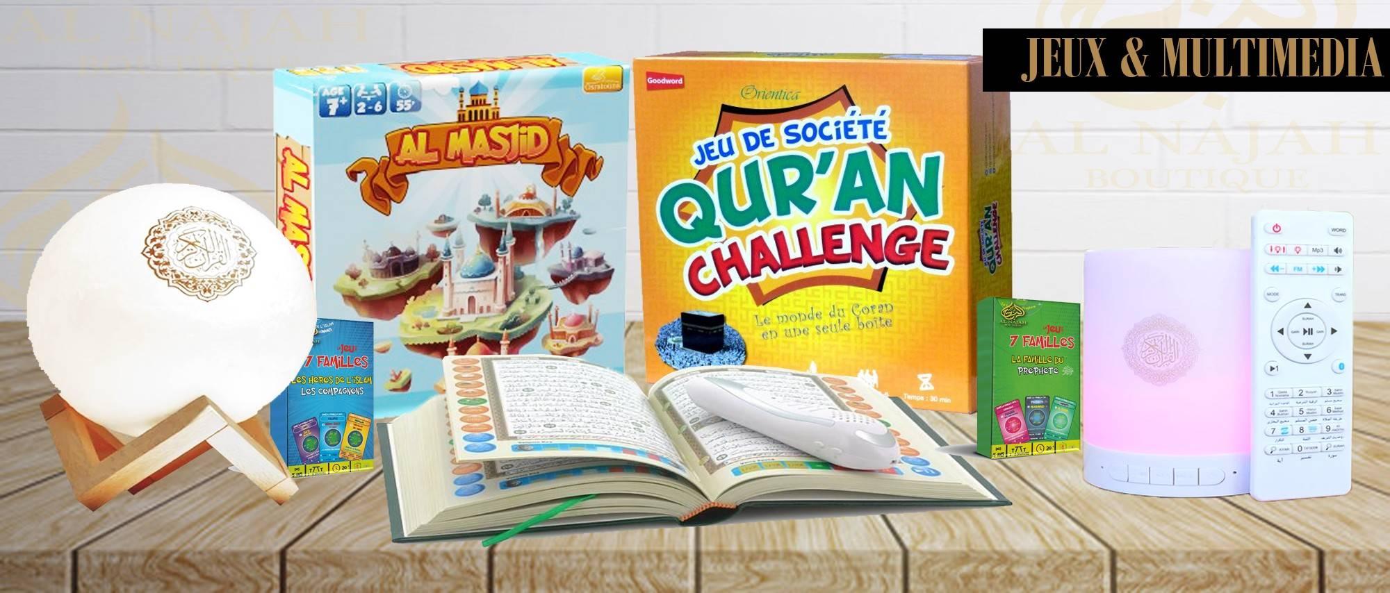 jeux et jouets musulmans